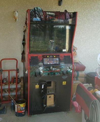 borne arcade house of the dead 2